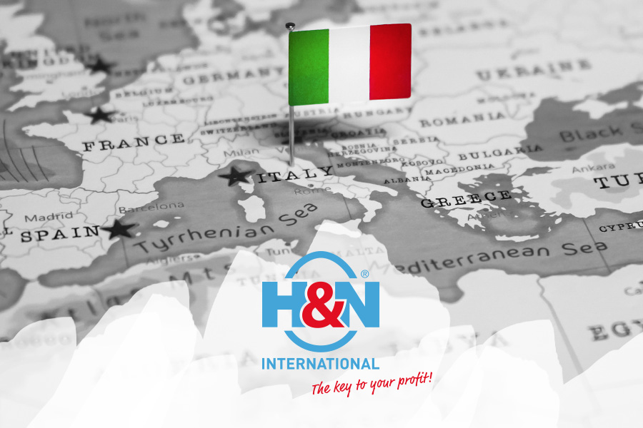 """""""Emerging of a new """"Chicken Citta""""  H&N International supports newly founded H&N Italy"""